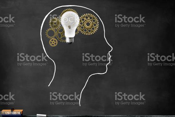 Metal gears inside the human head drawn with chalk and floating light picture id1129748516?b=1&k=6&m=1129748516&s=612x612&h=oocmeenpy2ecdgewrlogazmux6d8y ck4x5puiborj4=