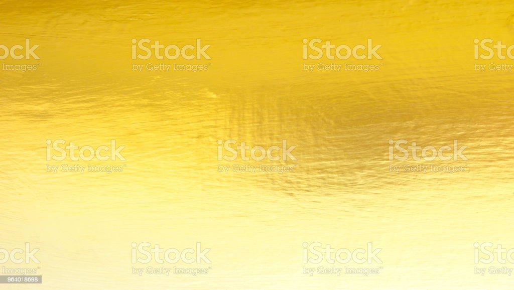 Metal Gold Background - Royalty-free Abstract Stock Photo