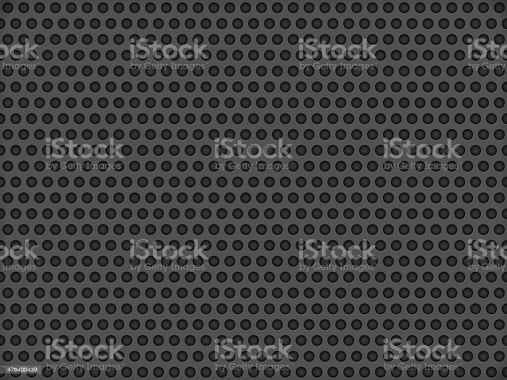 metal grid backgrounds with many holed stock photo