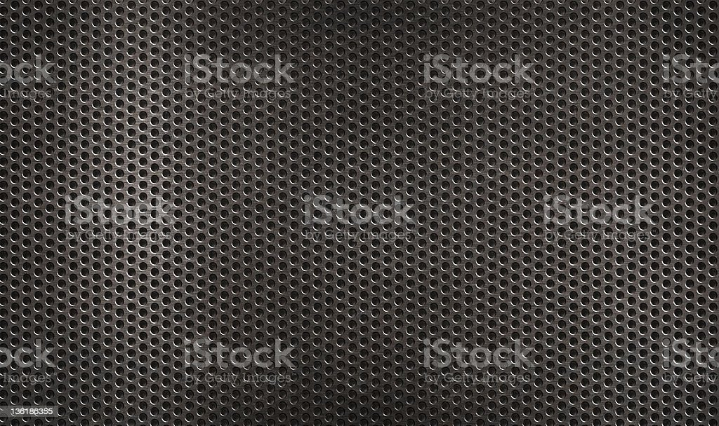 metal grid grunge industrial  background royalty-free stock photo