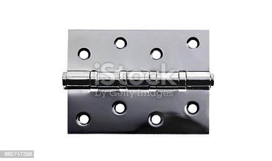1143685700istockphoto Metal hinge 660747398