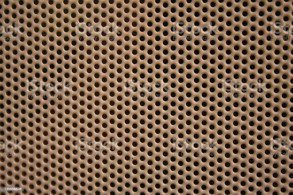 metal hole punch royalty-free stock photo