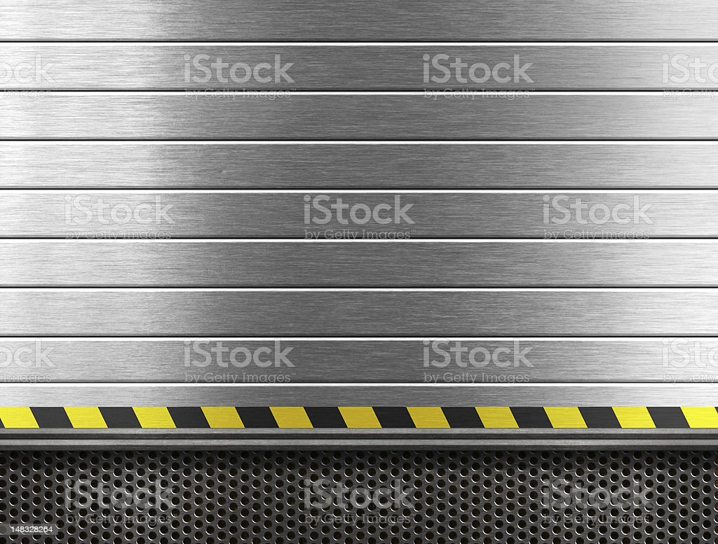 metal industrial background royalty-free stock photo