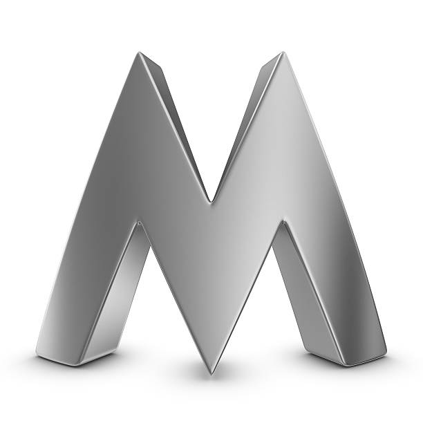 8143c01cfe5859 Top 60 Letter M Stock Photos, Pictures, and Images - iStock