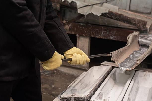 Métal usine Fonte - Photo