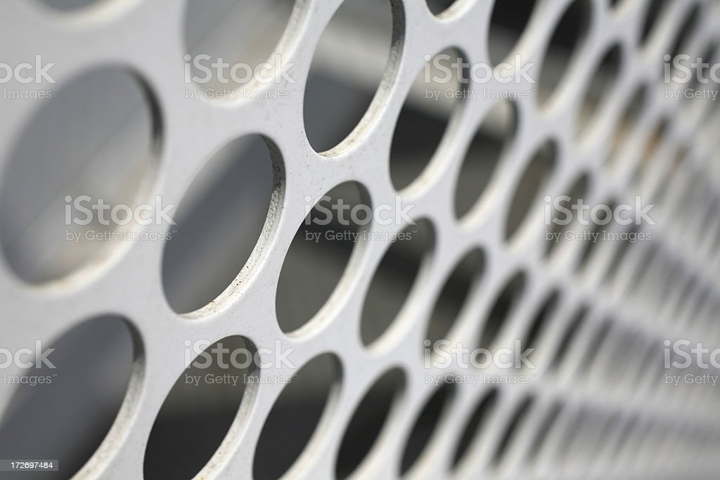 Metal Mesh royalty-free stock photo