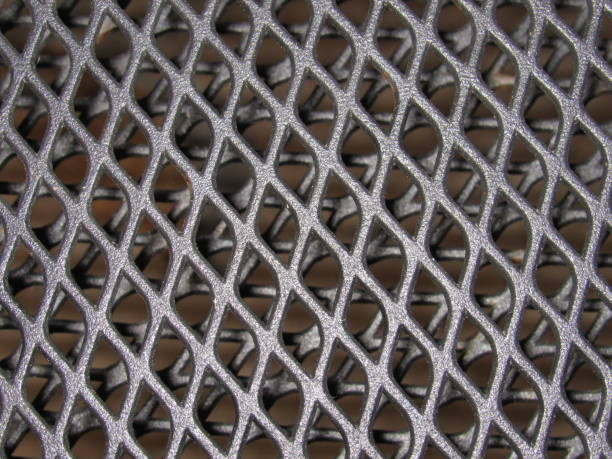 metal mesh - dianna dann narciso stock pictures, royalty-free photos & images