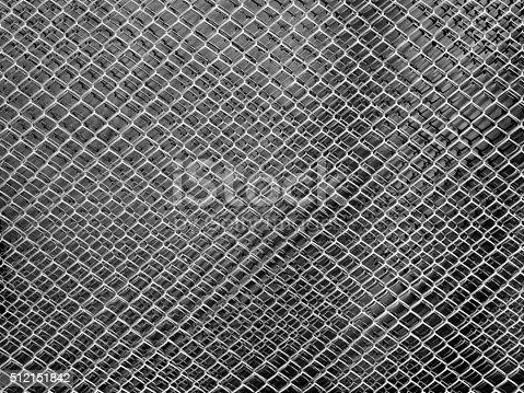 istock metal mesh Seamless Pattern 512151842