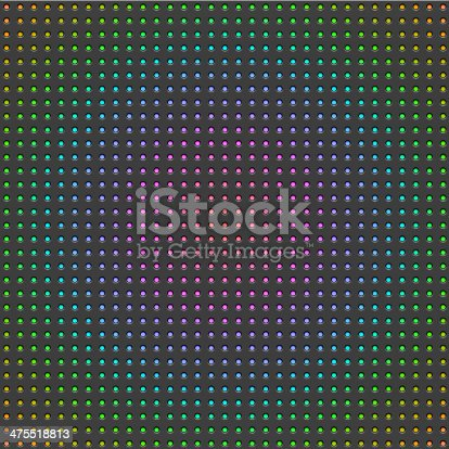 istock Metal mesh texture background 475518813