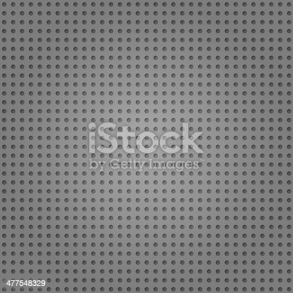 istock Metal mesh texture background 477548329