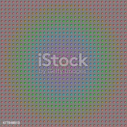 istock Metal mesh texture background 477548513