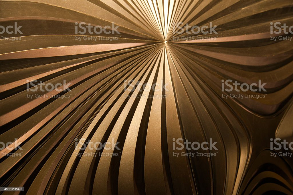 Metal modern 3d  Structure background stock photo