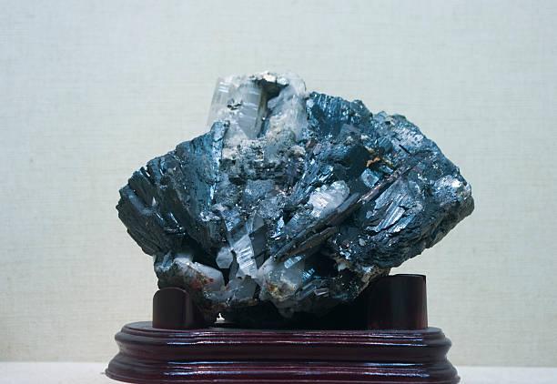 Métal précieux wolframite - Photo