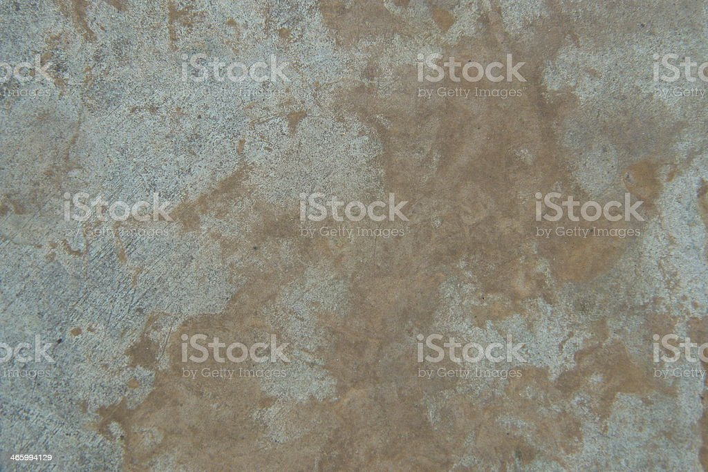 Metal Oxidized stock photo