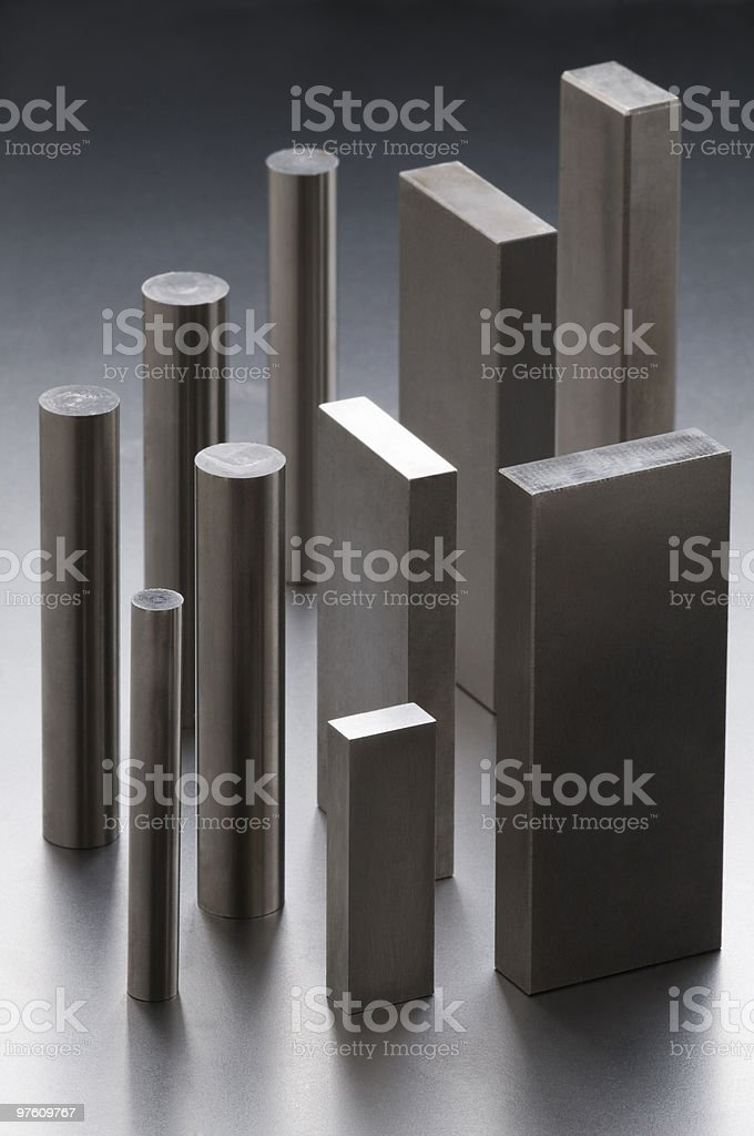 Metal royalty-free stock photo