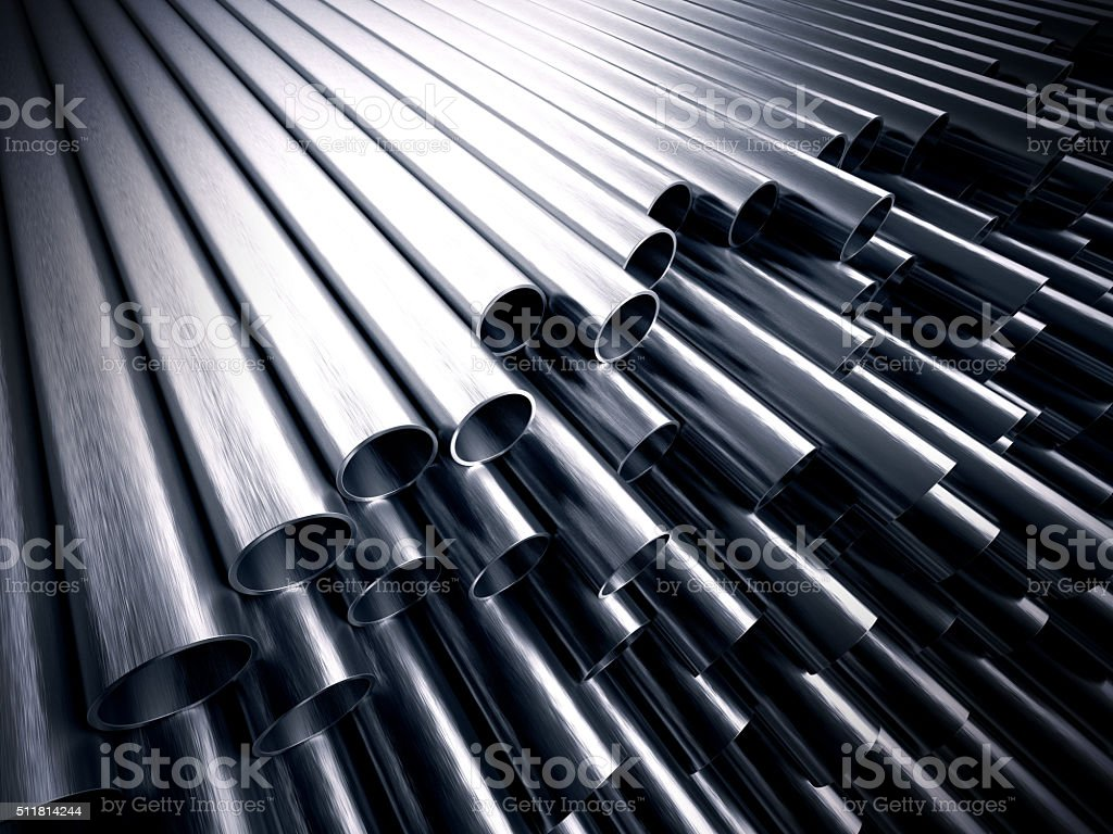 Metall-pipes – Foto