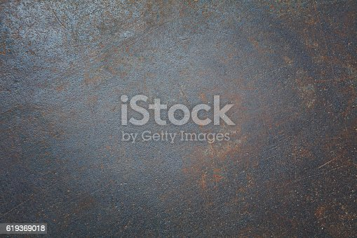 istock Metal Plate 619369018