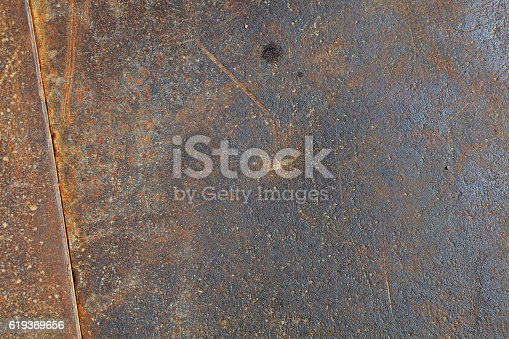 istock Metal Plate 619369656