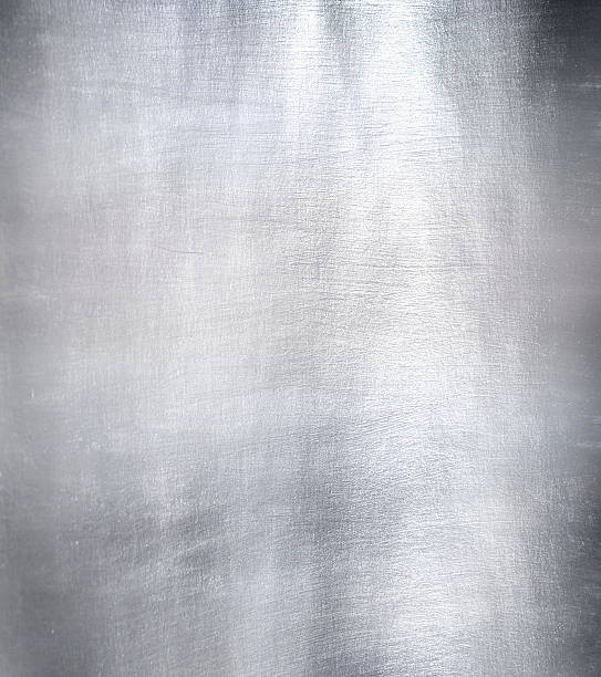 Metal plate Stahl Hintergrund. – Foto