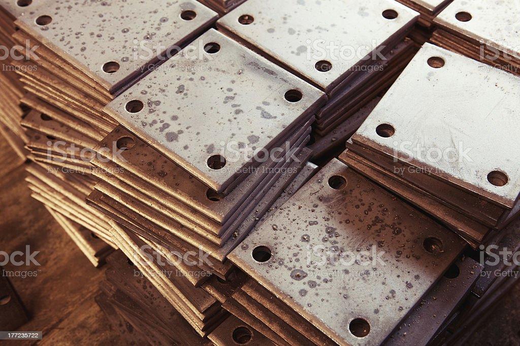 Metallbeschlägen – Foto