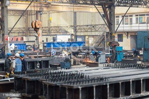 metal processing factory