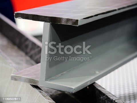 Girder, I-Beam, Steel, Iron - Metal, Roof Beam