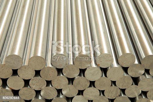 istock Metal Profiles 826292644