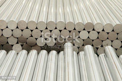 istock Metal Profiles 826293276