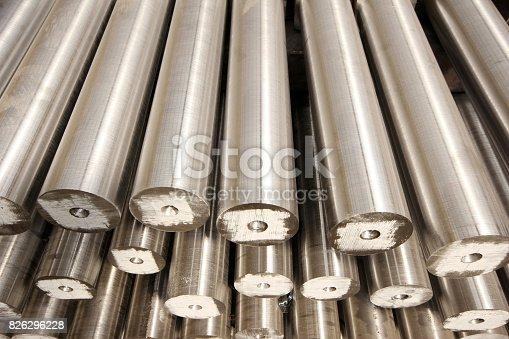 istock Metal Profiles 826296228