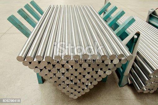 istock Metal Profiles 826296418