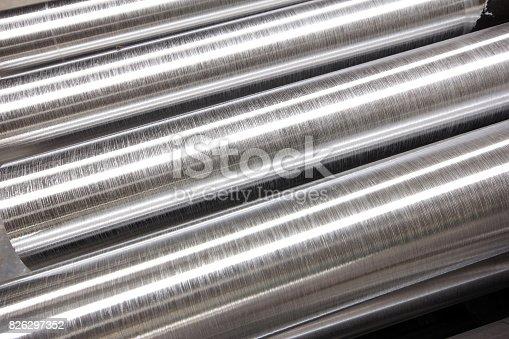 istock Metal Profiles 826297352