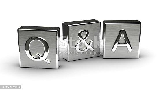 istock Metal Q&A Text 1127502214
