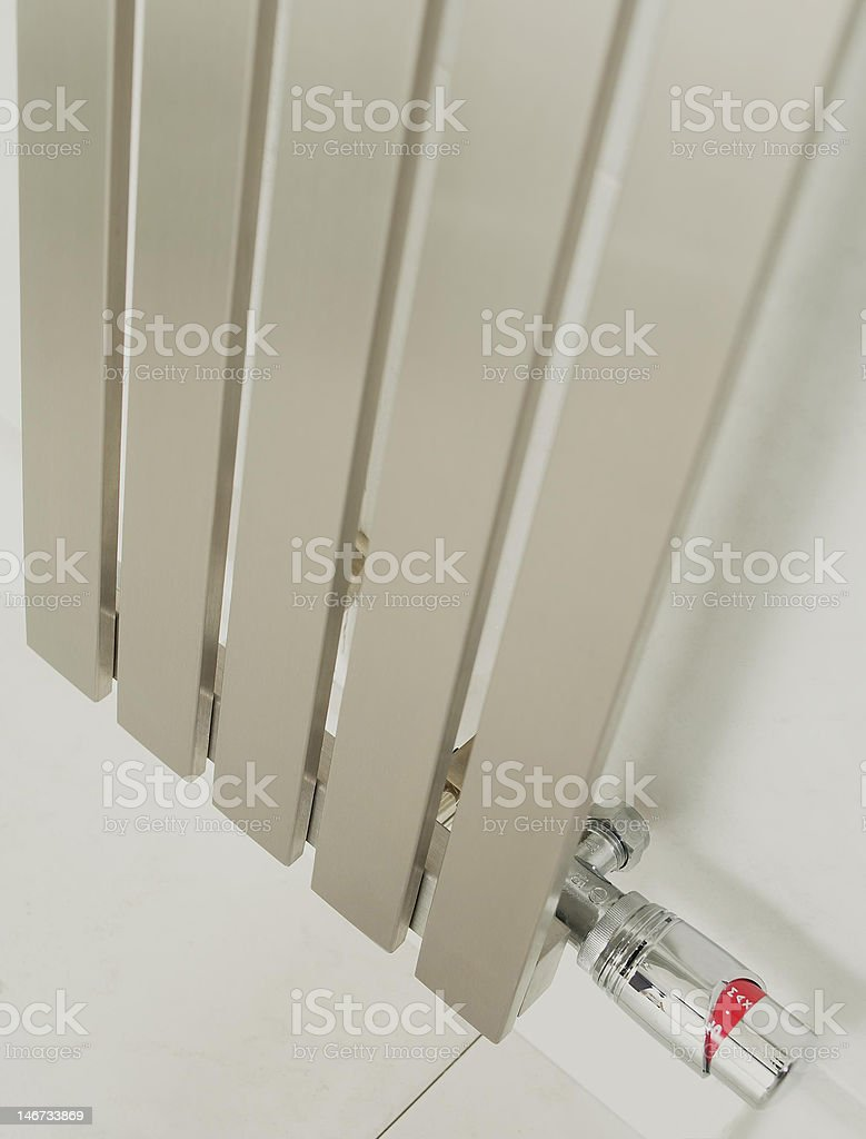 metal radiator royalty-free stock photo