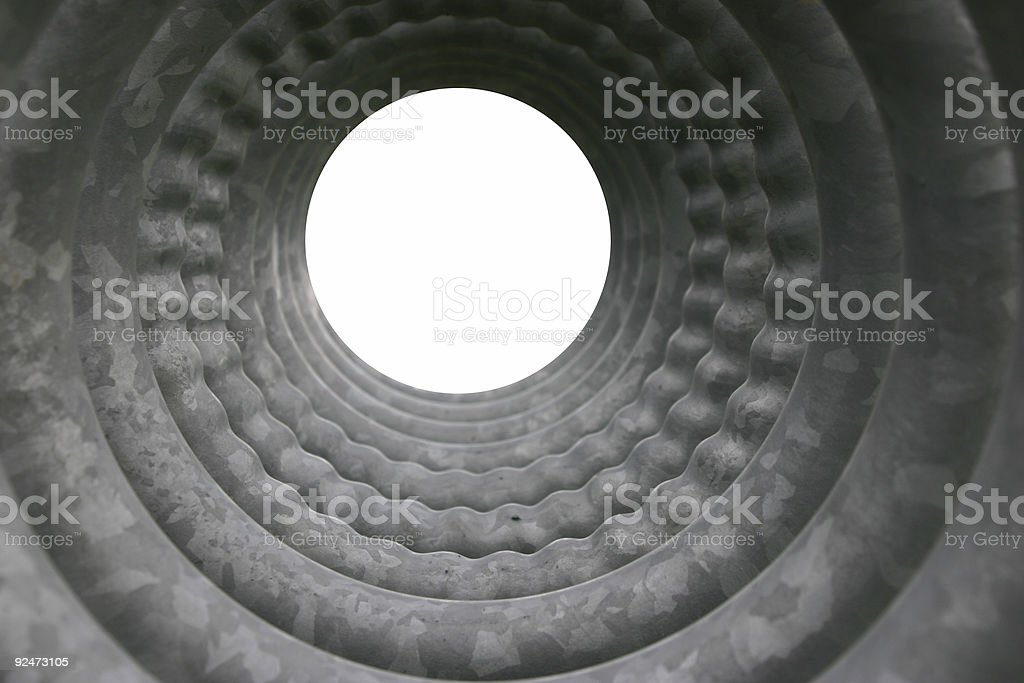 Metallring Lizenzfreies stock-foto