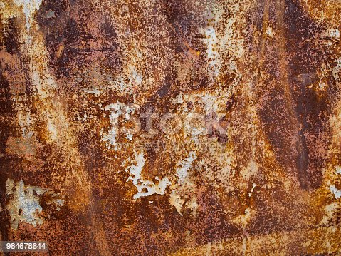 Metal Rust Texture Abstract Grunge Background Stock Photo & More Pictures of Abstract