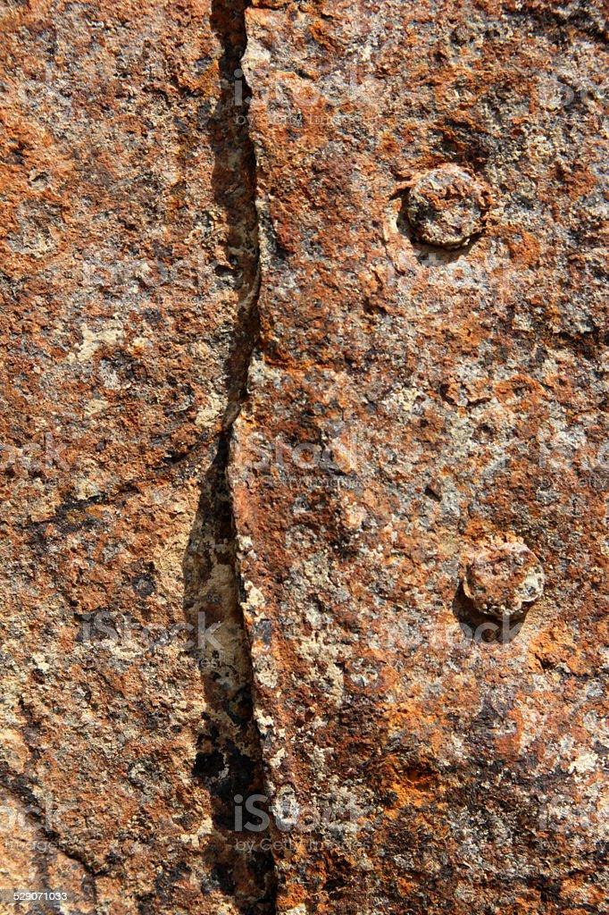 metal rusty texture stock photo