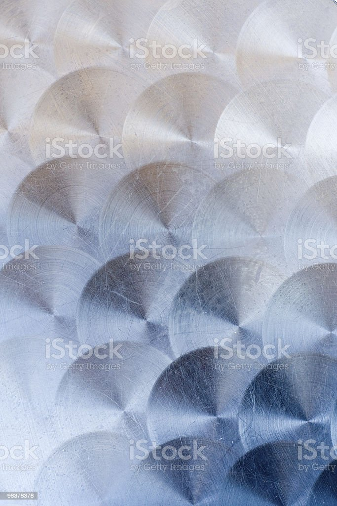 metal shapes background royalty-free stock photo