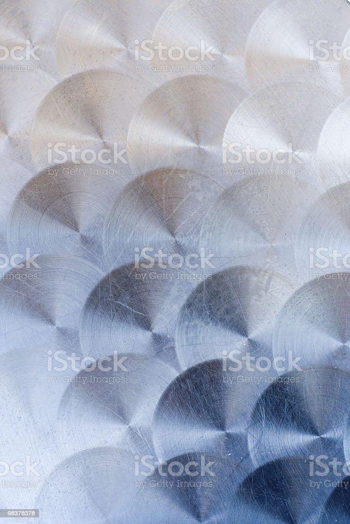 Forme sfondo metallo foto stock royalty-free