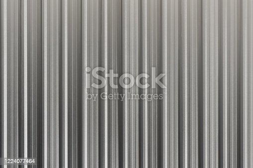 Metal sheet material texture background.