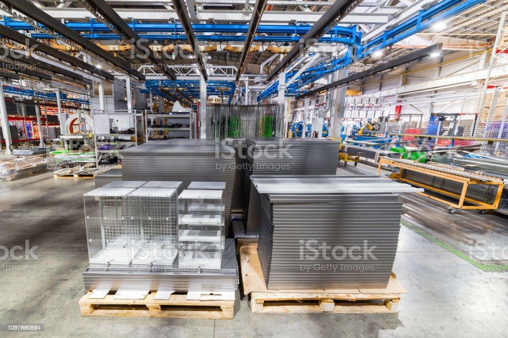 Almacenamiento En Estanterias Metalicas.Estanterias Metalicas Para Racks De Almacenamiento Productos De La