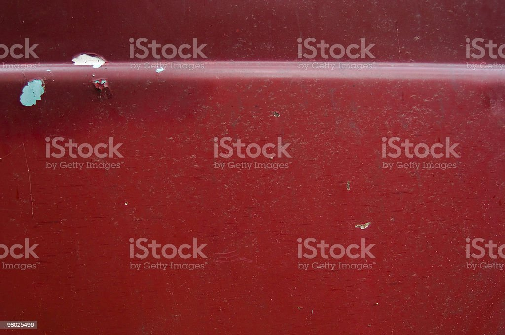 Metal Siding royalty-free stock photo