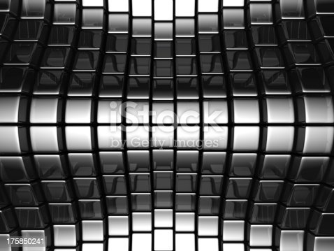 istock Metal silver abstract luxury background 175850241