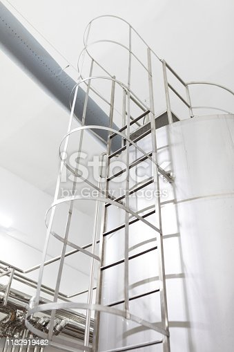1132919452istockphoto Metal stairs going up 1132919462
