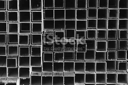 istock metal stock in warehouse 538180944