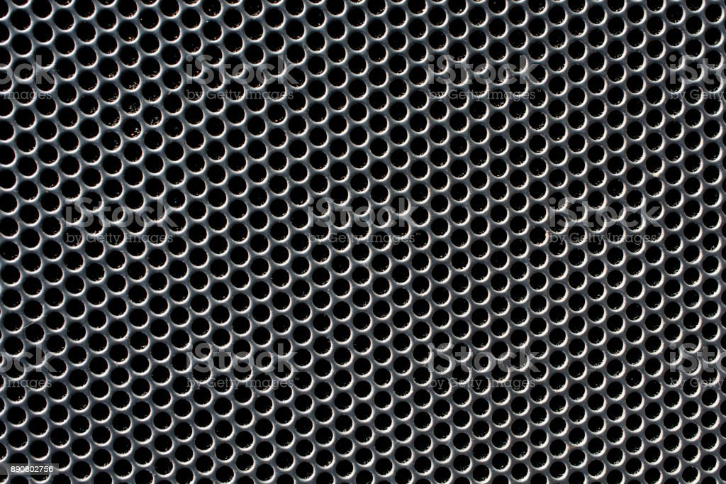 Metal surface as  background texture pattern stock photo