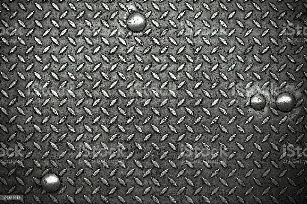 Metal surface royalty-free stock photo
