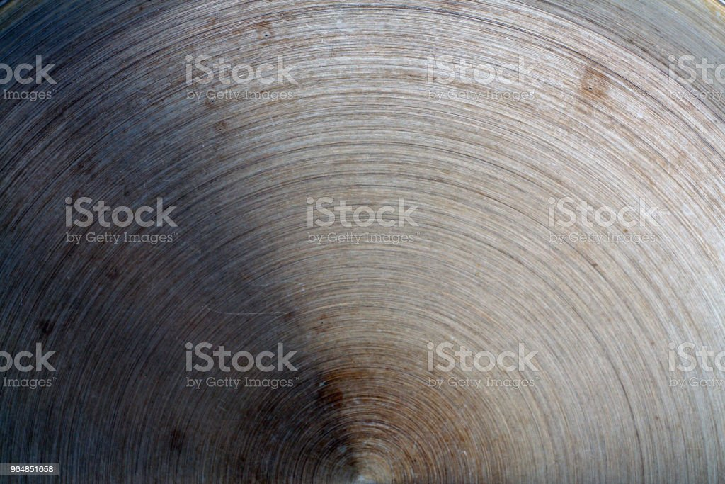 Metal surface with scratches. royalty-free stock photo