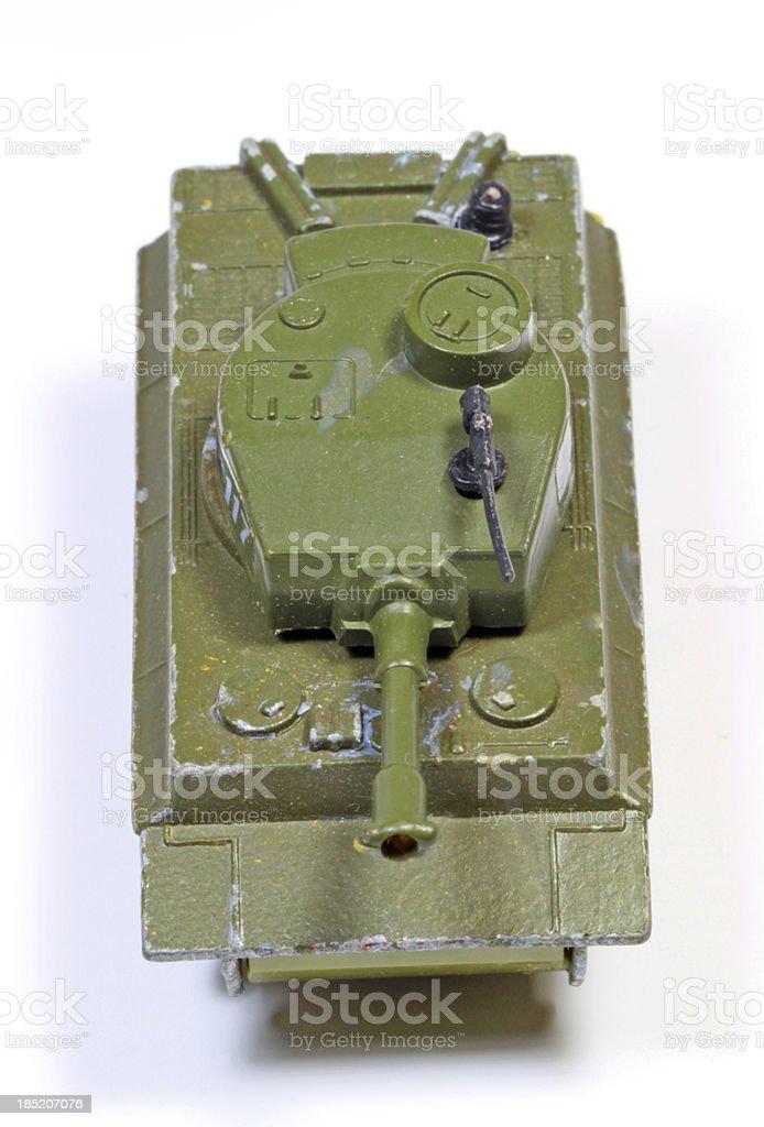 Metal Tank royalty-free stock photo