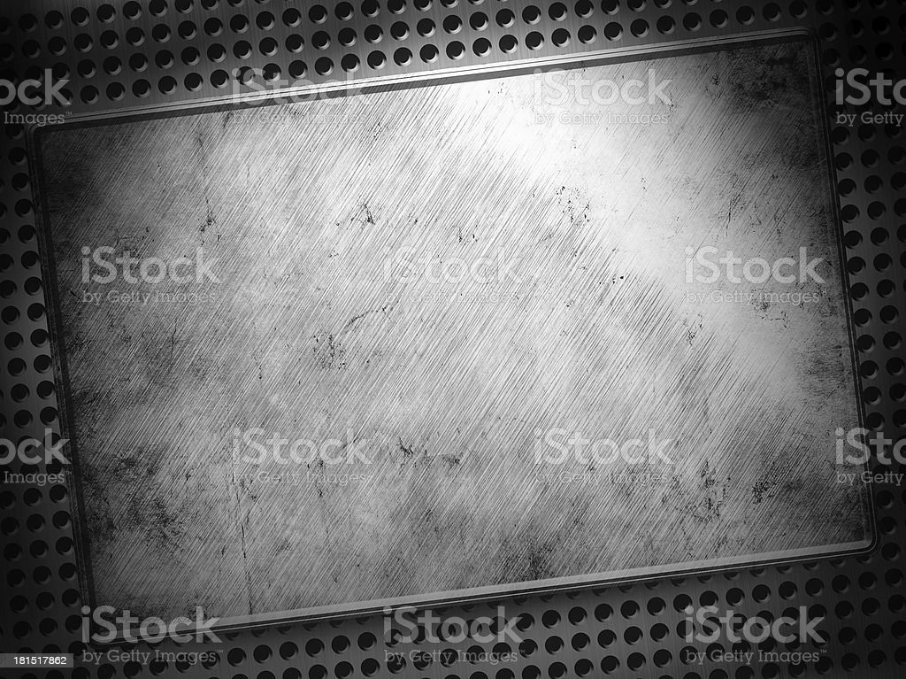metal template background royalty-free stock photo