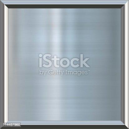 istock metal texture award frame of brushed aluminium background 114457960